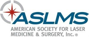 American Society for Laser Medicine and Surgery Logo