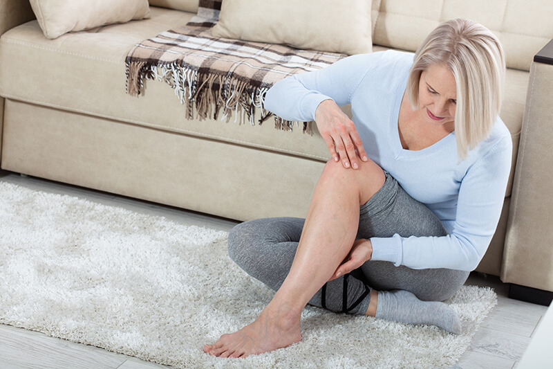 Why Menopause Increases Your Risk of Varicose Veins